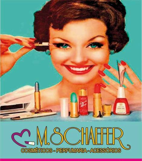 Facebook: M. SCHAEFER COSMETICOS
